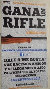 rifle voere