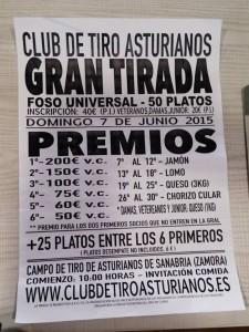 tirada asturianos