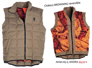 CHALECO BROWNING REVERSIBLE copia