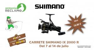 PROMO 8 SHIMANO IX 2000