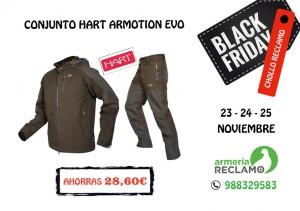 BLACK FRIDAY HART ARMOTION EVO