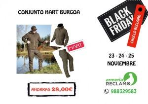 BLACK FRIDAY HART BURGOA