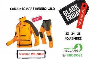 BLACK FRIDAY HART KERNIG+WILD