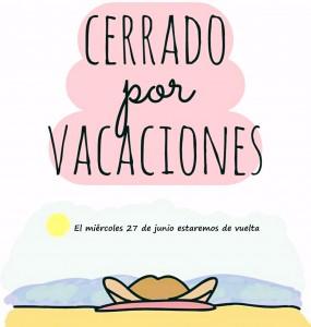 Vacacións Reclamo