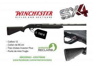 Escopeta Winchester SX4 Composite, Calibre 12.