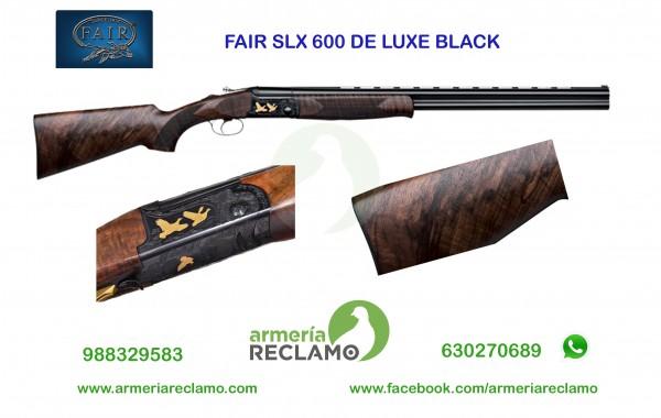 NUEVA FAIR SLX 600 DE LUXE BLACK