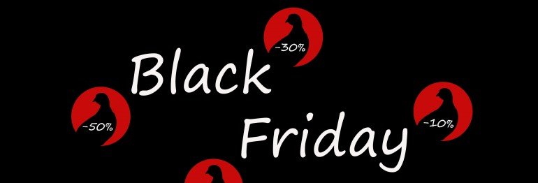 BLACK FRIDAY EN ARMERÍA RECLAMO
