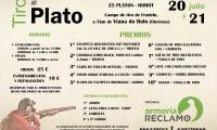GRAN TIRADA AL PLATO – 20 y 21 de julio